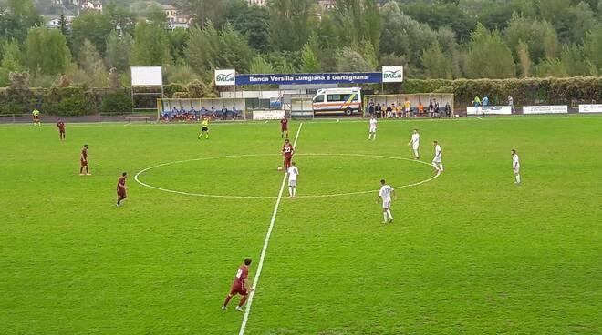 Castelnuovo contro Zenith Prato 2021