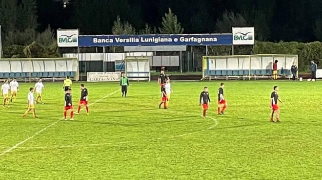 castelnuovo river recupero Coppa Italia di Eccellenza