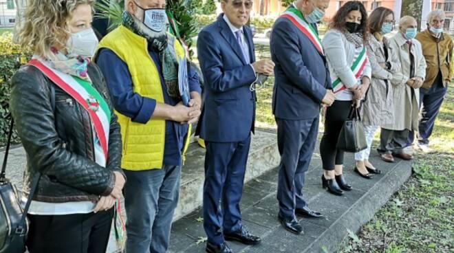 cerimonia incidenti vittime lavoro Lucca