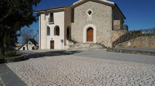 chiesa madonna delle nevi sassi