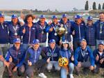 Cristian Matteoli campione del mondo pesca al colpo per club