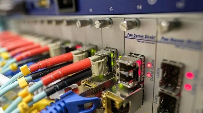 fibra ottica ethernet