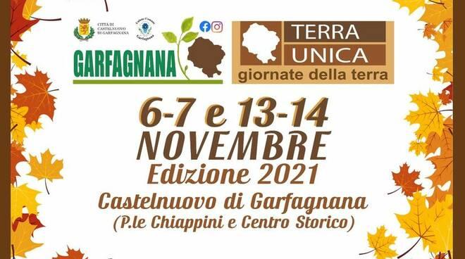 Garfagnana Terra Unica logo