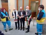 inaugurazione mensa dei poveri fucecchio 2 ottobre 2021