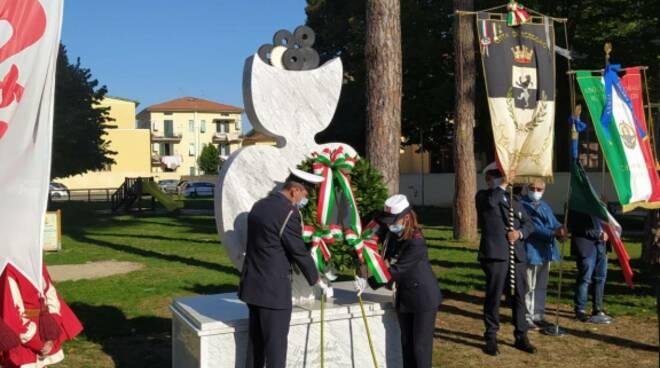 inaugurazione monumento caduti lavoro fucecchio