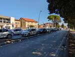 Incidente viale Marti via Matteo Civitali