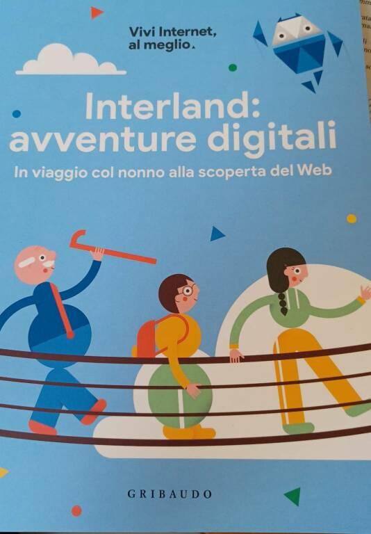 Interland libro studenti primaria pericoli rete