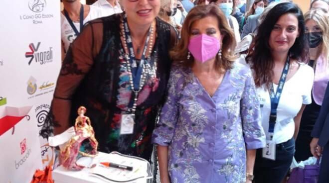 La Compagnia del Carnevale al Festival delle Città a Roma
