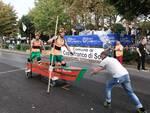 La vittoria di san bartolomeo al palio dei barchini