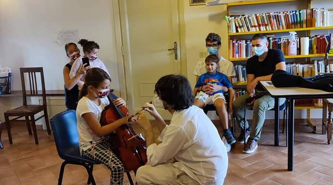 Laboratorio orchestrale lucchese