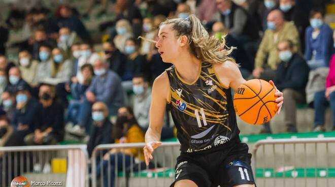 Le Mura a Broni basket femminile