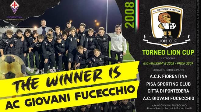 Lion Cup Fucecchio