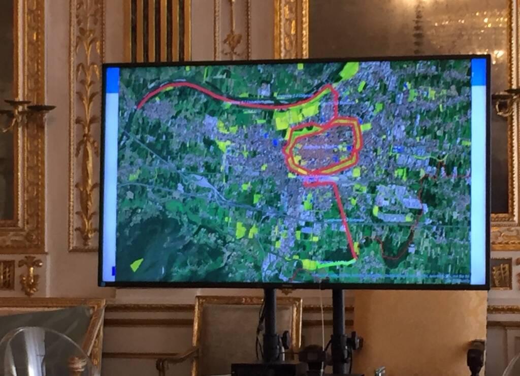 Lucca prima città a misura uomo-animale, presentazione progetto In-Habit