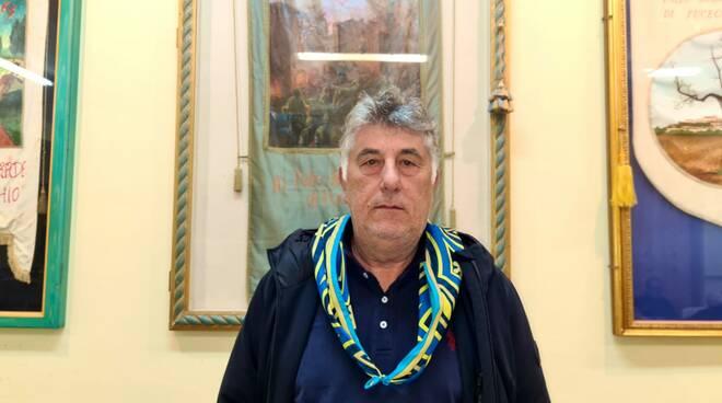 Marco Costantini nuovo capitano di Contrada Capitana Porta Raimonda, ottobre 2021