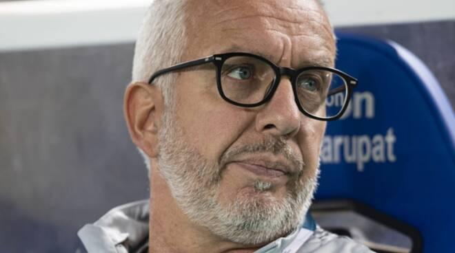 Massimiliano Maddaloni allenatore Siena
