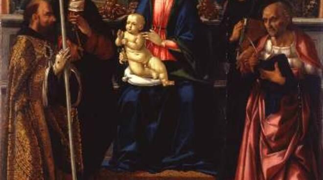Michelangelo di Pietro Membrini conferenza Lucca