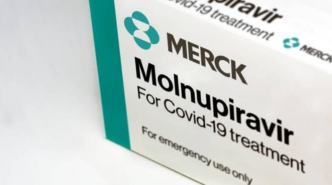 Molnupiravir, la pillola anti Covid