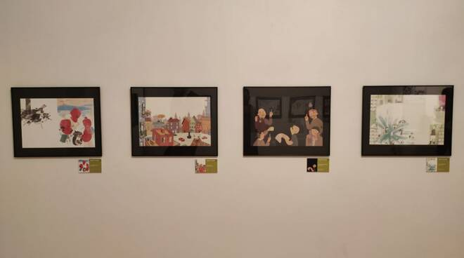 mostre comics palazzo delle esposizioni