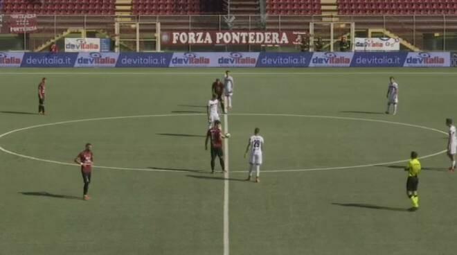 Pontedera Lucchese diretta Eleven Sports