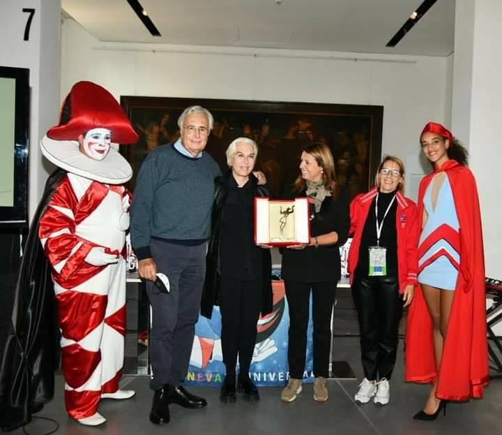 premio Ondina 2021 a Chiara Boni