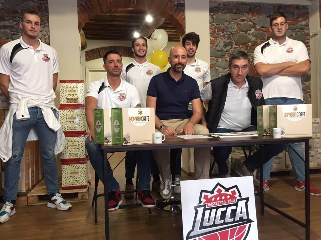 Presentazione campagna abbonamenti Basketball Club Lucca