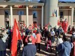 presidio Cgil Lucca occupazione sede Roma no green pass