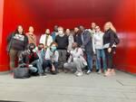 Progetto Erasmus dell'Associazione Disso (Diaspora Senegalese per lo Sviluppo e la Solidarietà) a Santa Croce sull'Arno