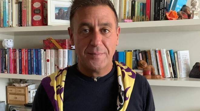 Roberto Giannelli capitano di Botteghe al palio di fucecchio