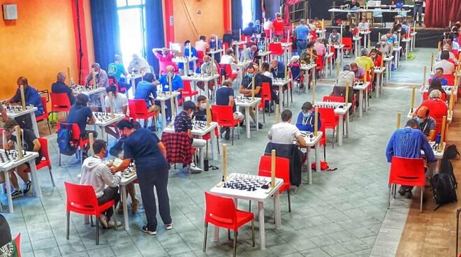 torneo scacchi under 18