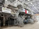 Toscotec avvia a Essel Kâğıt la macchina tissue più grande di tutta la Turchia