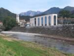 Vallecchia Pietrasanta fiume Versilia alveo